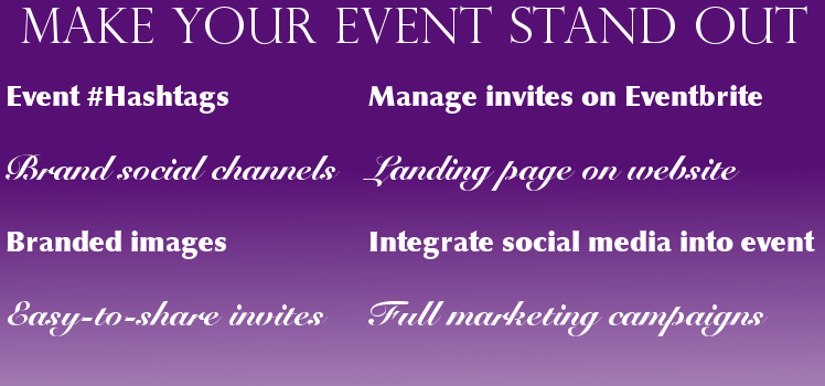 Social Media Event Image